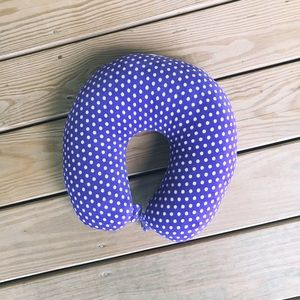 Accessories - NECK PILLOW -airplane, travel, neck support pillow